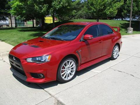2015 Mitsubishi Lancer Evolution For Sale In Chicago, IL