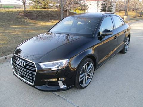 2017 Audi A3 for sale at Western Star Auto Sales in Chicago IL