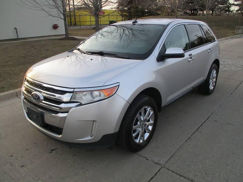 2011 ford edge sel in chicago il - western star auto sales