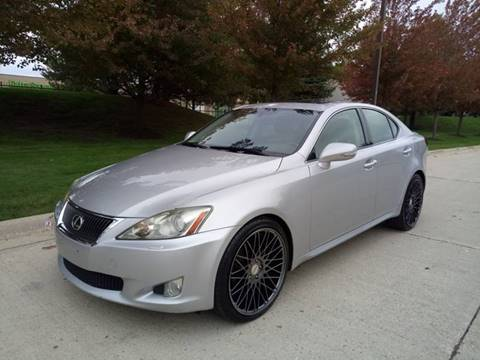 2010 Lexus IS 250 for sale at Western Star Auto Sales in Chicago IL