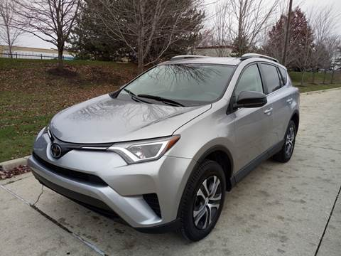 2017 Toyota RAV4 for sale at Western Star Auto Sales in Chicago IL