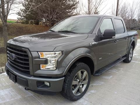 2015 Ford F-150 for sale at Western Star Auto Sales in Chicago IL