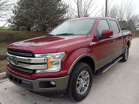 2018 Ford F-150 for sale in Chicago, IL