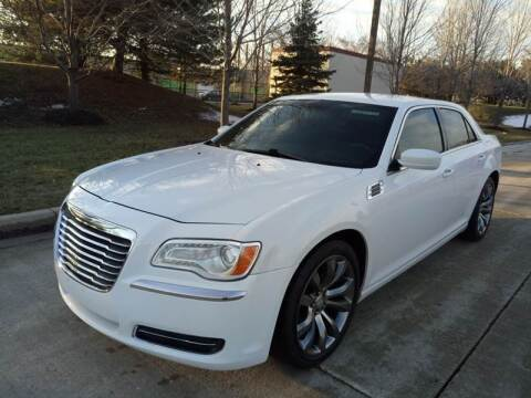 2013 Chrysler 300 for sale at Western Star Auto Sales in Chicago IL