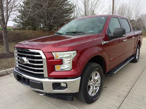 2017 Ford F-150 for sale at Western Star Auto Sales in Chicago IL