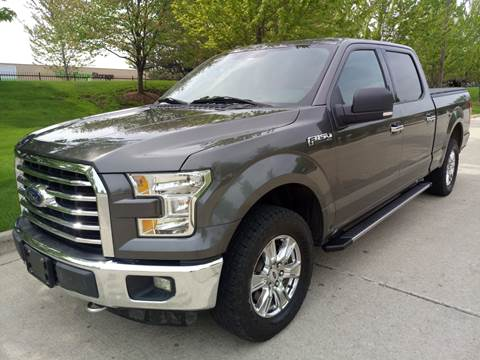 2016 Ford F-150 for sale in Chicago, IL