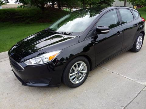2017 Ford Focus for sale at Western Star Auto Sales in Chicago IL