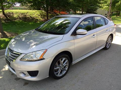 2015 Nissan Sentra for sale at Western Star Auto Sales in Chicago IL