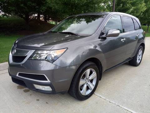 2012 Acura MDX for sale at Western Star Auto Sales in Chicago IL