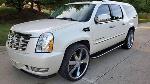 2007 Cadillac Escalade ESV for sale at Western Star Auto Sales in Chicago IL