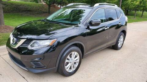 2015 Nissan Rogue for sale at Western Star Auto Sales in Chicago IL