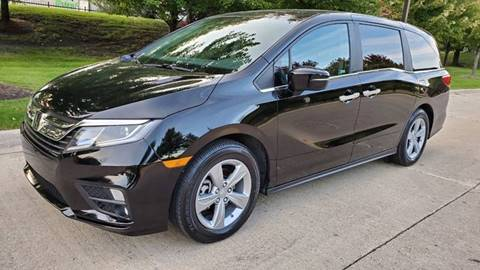 2018 Honda Odyssey for sale in Chicago, IL