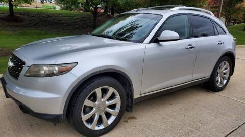 2006 Infiniti FX35 for sale at Western Star Auto Sales in Chicago IL