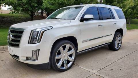 2015 Cadillac Escalade for sale at Western Star Auto Sales in Chicago IL