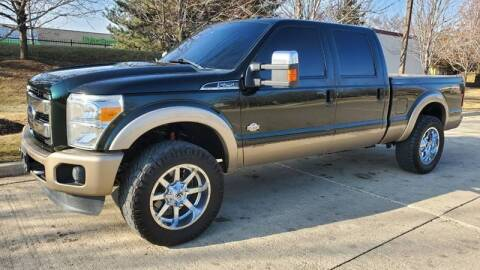 2014 Ford F-250 Super Duty King Ranch for sale at Western Star Auto Sales in Chicago IL