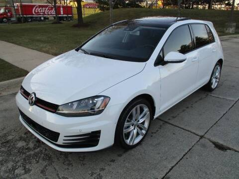 2016 Volkswagen Golf 1.8T SEL PZEV for sale at Western Star Auto Sales in Chicago IL