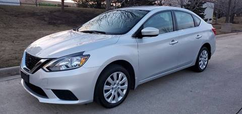 2017 Nissan Sentra S for sale at Western Star Auto Sales in Chicago IL
