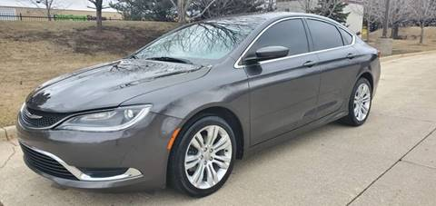 2015 Chrysler 200 Limited for sale at Western Star Auto Sales in Chicago IL