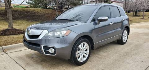 2012 Acura RDX for sale at Western Star Auto Sales in Chicago IL
