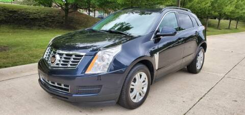 2014 Cadillac SRX for sale at Western Star Auto Sales in Chicago IL