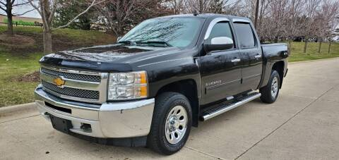 2013 Chevrolet Silverado 1500 for sale at Western Star Auto Sales in Chicago IL