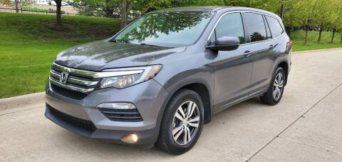 2017 Honda Pilot for sale at Western Star Auto Sales in Chicago IL
