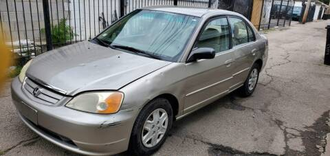 2003 Honda Civic for sale at Western Star Auto Sales in Chicago IL