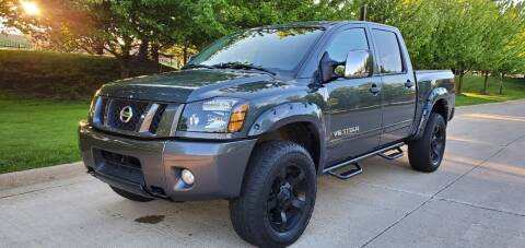 2012 Nissan Titan for sale at Western Star Auto Sales in Chicago IL