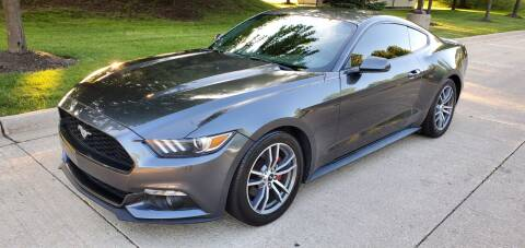 2015 Ford Mustang for sale at Western Star Auto Sales in Chicago IL