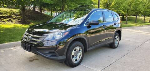 2014 Honda CR-V for sale at Western Star Auto Sales in Chicago IL