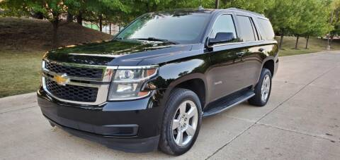 2015 Chevrolet Tahoe for sale at Western Star Auto Sales in Chicago IL