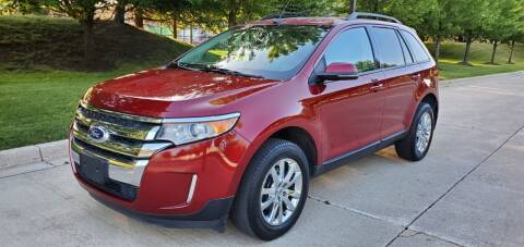 2014 Ford Edge for sale at Western Star Auto Sales in Chicago IL