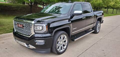 2017 GMC Sierra 1500 for sale at Western Star Auto Sales in Chicago IL