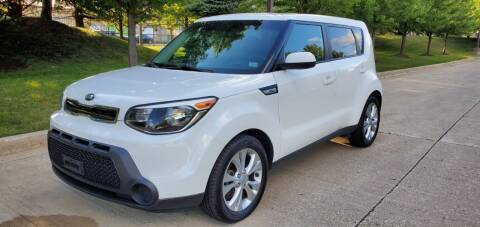 2015 Kia Soul for sale at Western Star Auto Sales in Chicago IL