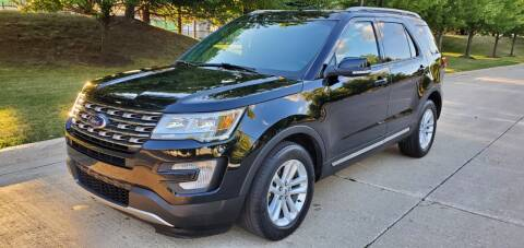 2017 Ford Explorer for sale at Western Star Auto Sales in Chicago IL