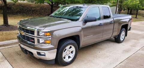 2014 Chevrolet Silverado 1500 for sale at Western Star Auto Sales in Chicago IL