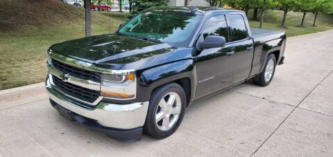 2016 Chevrolet Silverado 1500 for sale at Western Star Auto Sales in Chicago IL