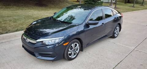 2017 Honda Civic for sale at Western Star Auto Sales in Chicago IL