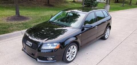 2012 Audi A3 for sale at Western Star Auto Sales in Chicago IL