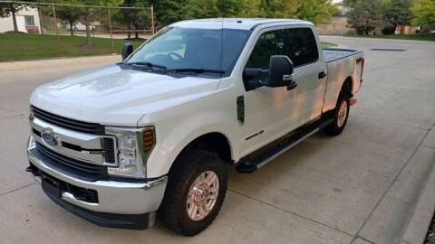2018 Ford F-250 Super Duty for sale at Western Star Auto Sales in Chicago IL