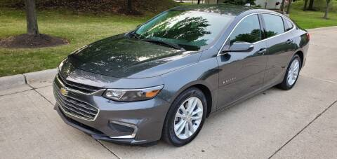2017 Chevrolet Malibu for sale at Western Star Auto Sales in Chicago IL