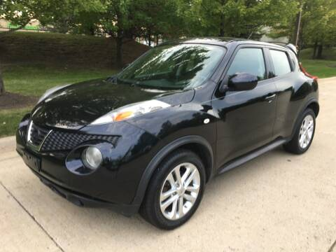 2014 Nissan JUKE for sale at Western Star Auto Sales in Chicago IL