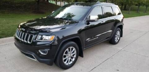 2014 Jeep Grand Cherokee for sale at Western Star Auto Sales in Chicago IL