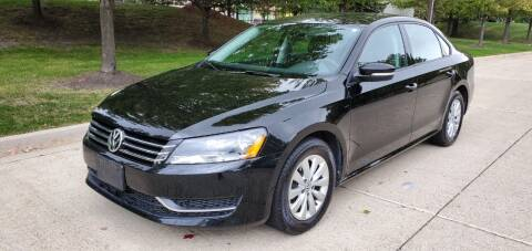 2015 Volkswagen Passat for sale at Western Star Auto Sales in Chicago IL