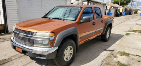 2004 Chevrolet Colorado for sale at Western Star Auto Sales in Chicago IL