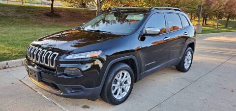 2017 Jeep Cherokee for sale at Western Star Auto Sales in Chicago IL