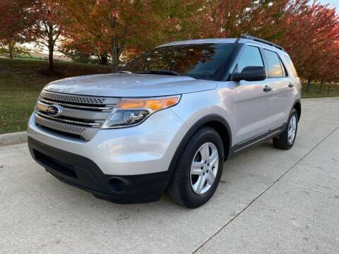 2013 Ford Explorer for sale at Western Star Auto Sales in Chicago IL