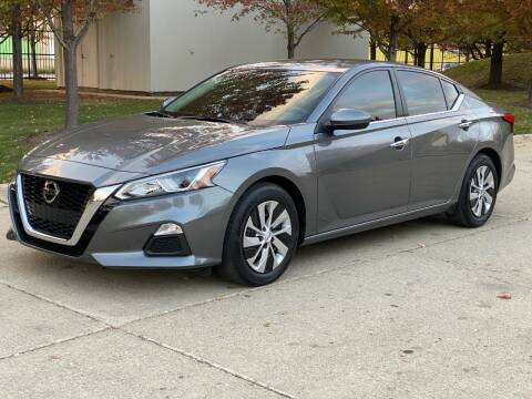 2020 Nissan Altima for sale at Western Star Auto Sales in Chicago IL