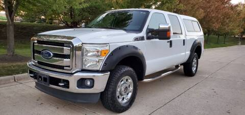 2012 Ford F-350 Super Duty for sale at Western Star Auto Sales in Chicago IL