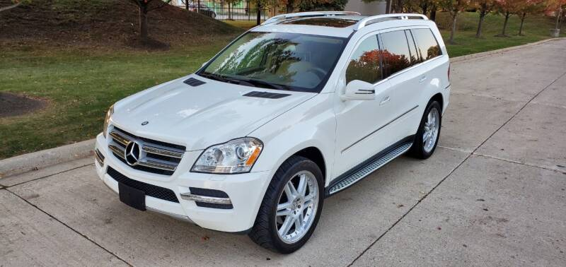2011 Mercedes-Benz GL-Class for sale at Western Star Auto Sales in Chicago IL